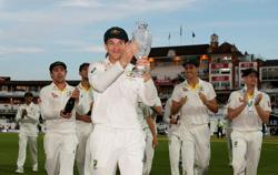 Cricket-Australia hoping for 'full crowds' for Ashes series