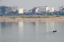 Commission to monitor Mekong river flow with French support