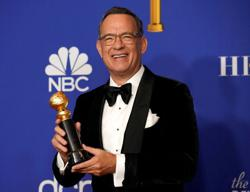 Is that Tom Hanks speaking in Japanese? No, it's just AI
