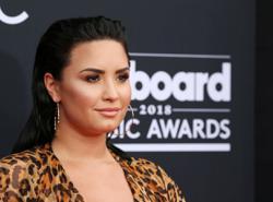 Pop star Demi Lovato identifies as non-binary