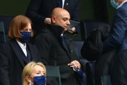 Soccer-Tottenham failed to meet raised expectations, says chairman Levy