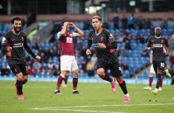 Soccer-Liverpool move into top four with crucial win at Burnley