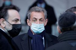 France's Sarkozy goes back on trial for illegal campaign funding