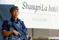 Shangri-La Dialogue summit in Singapore canceled due to pandemic
