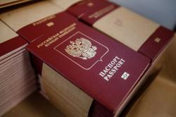 Ukraine sees Russia's issuance of passports in eastern Ukraine as step towards 'annexation'