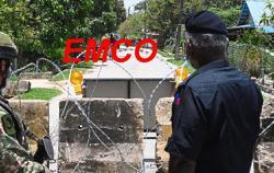 EMCO in localities in Terengganu, Perak, Kelantan, Pahang, Sabah and Sarawak from May 22 - June 4