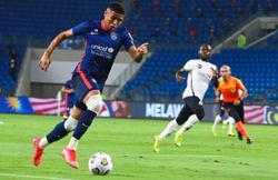 JDT give loanee Brazilian striker Bergson permanent status