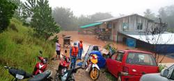 More flood victims seeking shelter in Sabah