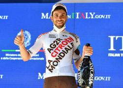 Cycling-Vendrame takes maiden Giro stage win as Bernal retains overall advantage