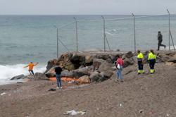 Spain accuses Morocco of 'blackmail' over Ceuta migrant surge