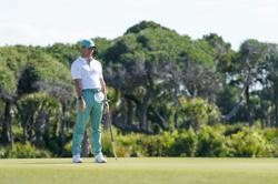 Golf-McIlroy shoots 75 in another disappointing major start