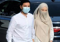 Cops investigating Neelofa for allegedly failing to wear a face mask in court