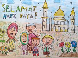 Starchild: Malaysian children are keeping safe this Hari Raya