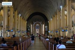 Religious gatherings up to 30% capacity allowed in Metro Manila
