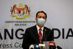 No more green zones in Peninsular Malaysia, almost entirely red zones, says Health DG