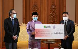 Covid-19: Sinopharm vaccine distributor pledges to donate 5,000 doses to Sabah