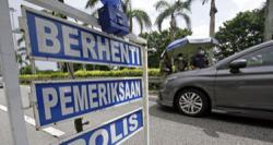 Perak EMCO: 24 roadblocks in four districts, barbed wires only placed on small lanes, say cops