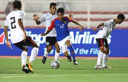Cheng Hoe unperturbed by UAE coach's assessment of his players