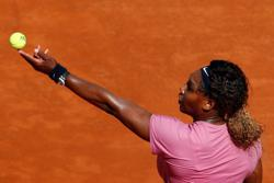 Tennis-Williams unlikely to equal slam record at Roland Garros, says coach