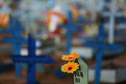 COVID-19 deaths in Latin America surpass 1 million as outbreak worsens