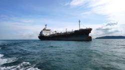 MMEA foils tanker's attempt to escape, two Indonesians held for questioning