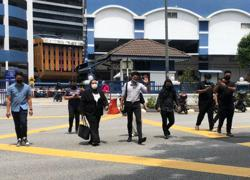 Cops record Syed Saddiq's statement over death of detainee