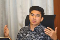 Syed Saddiq questioned for almost three hours over video on death of detainee