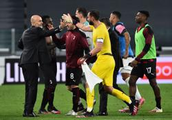 Soccer-Top-four finish would be turning-point for AC Milan, says Pioli