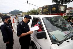 Perak police say only work pass, employer's letter needed to travel for work in EMCO areas