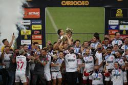 Soccer: Flamengo win Rio de Janeiro state championship