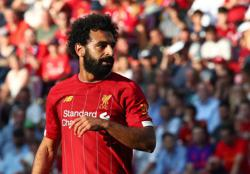 Klopp says Salah's 'greed' for goals helped Liverpool