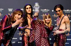 WATCH: Italian rock band Maneskin is the winner of Eurovision Song Contest 2021