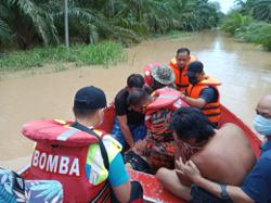 Sabah floods: Over 5,000 flood victims in 40 shelters; one victim drowned in Beaufort