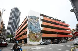 Reserved parking bays in complex now open to PJ folk