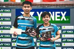 Mixed doubles shuttler pays back coaches' faith by lifting second title