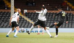 Soccer-Willock scores again as Newcastle win at Fulham