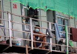 Thai virus clusters spotlight conditions for migrant labour