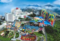 Resorts World Genting halts casino business, other facilities remain open