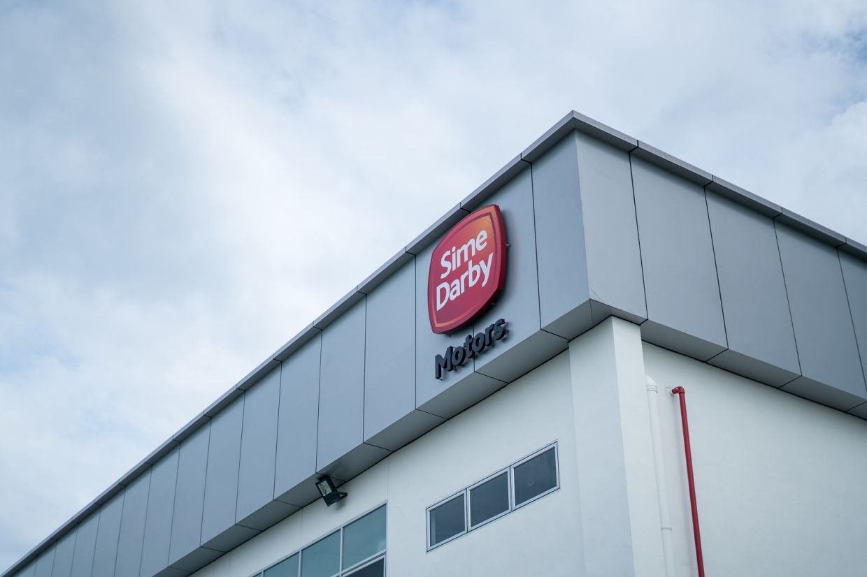 Sime Darby reported solid sales performance in motors China.