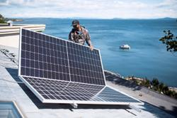 Solar power's low cost is thrown into reverse