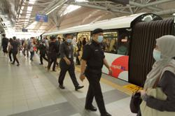 Kelana Jaya LRT line resumes operation