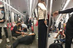 LRT train mishap: Victims can contact Prasarana for items left behind
