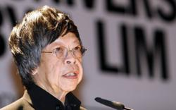 Lim Kok Wing recuperating after suffering from fall