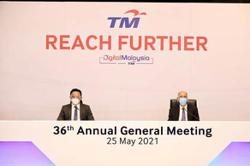TM expects transformation programme to pivot sustainable growth trajectory