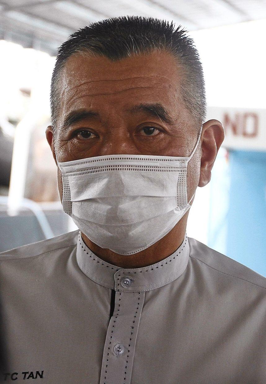 Datuk Tan Teik Cheng
