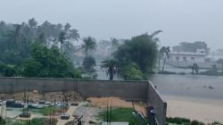 Powerful cyclone Yaas destroys homes in India, forces airport closure