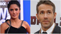 Ryan Reynolds recalls getting slapped by Salma Hayek twice