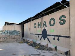 Iraq militia chief arrested over attacks on base hosting U.S. forces - security sources
