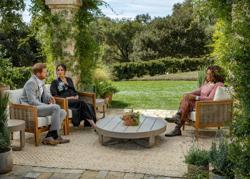 Prince Harry and Oprah reunite for mental health follow-up show
