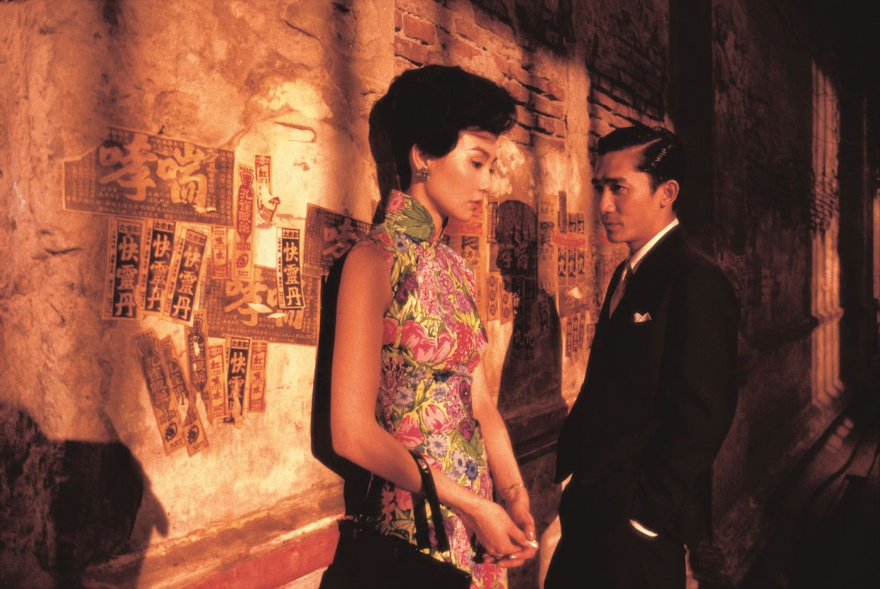Maggie Cheung and Tony Leung were absolutely electric in the 2000 film 'In The Mood For Love'. Photo: Handout